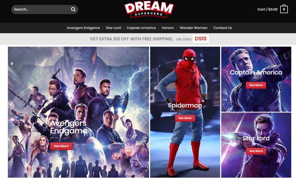 dream superhero