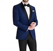 Royal Blue Tuxedo Prom