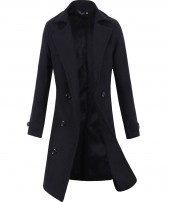 Long Overcoat Mens
