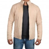 Morocco Suede Leather Jacket