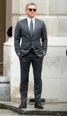 Jame Bond Grey Suit