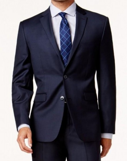 Sharkskin Spectre James Bond Suit
