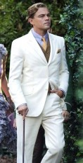 Gatsby White Suit