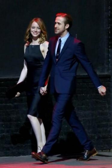 Ryan Gosling La La Land Blue Suit