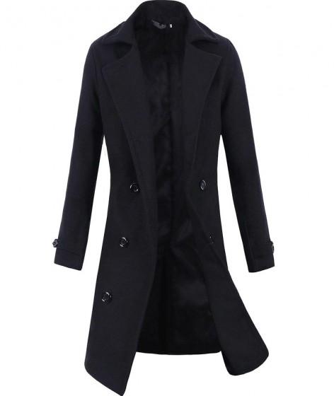 Long Overcoat Mens